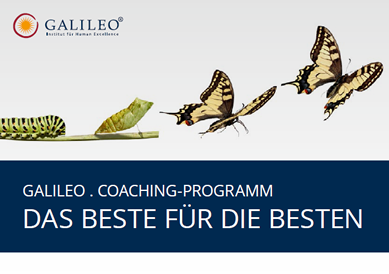 Galileo . Coaching-Programm